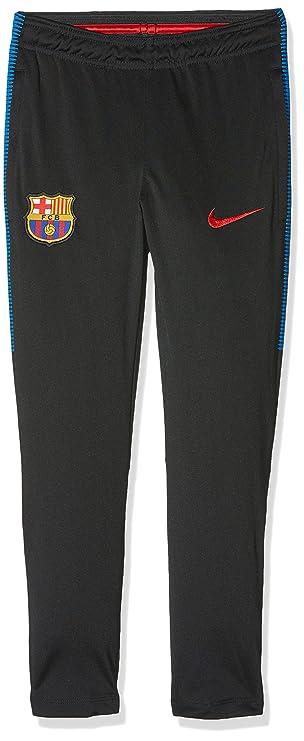 Nike FCB Y Nk Dry Sqd Trk K Tracksuit Trousers  Amazon.co.uk  Sports ... 8d2d421e8d8f8