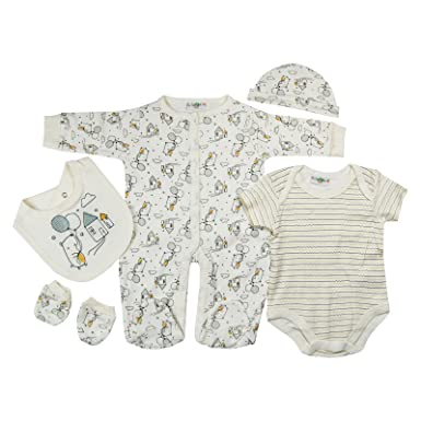 3ac106dc35ab Presents Gifts For Newborn Baby Boys Girls Toddler Unisex Cute Clothing  Sets 3-6 Months