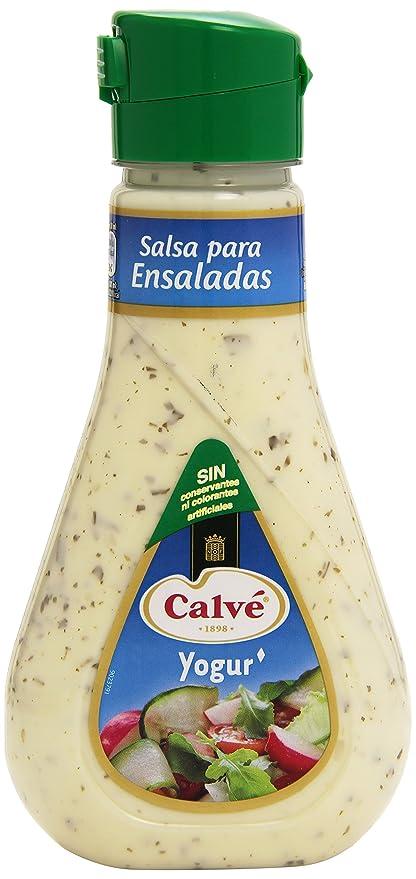 Calvé Salsa Yogur para Ensaladas - 235 ml