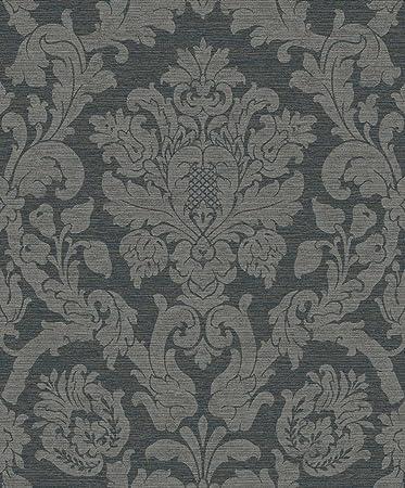 Luxus Edition edle Tapeten Barock Stil Klassik KENSINGTON Ornament ...