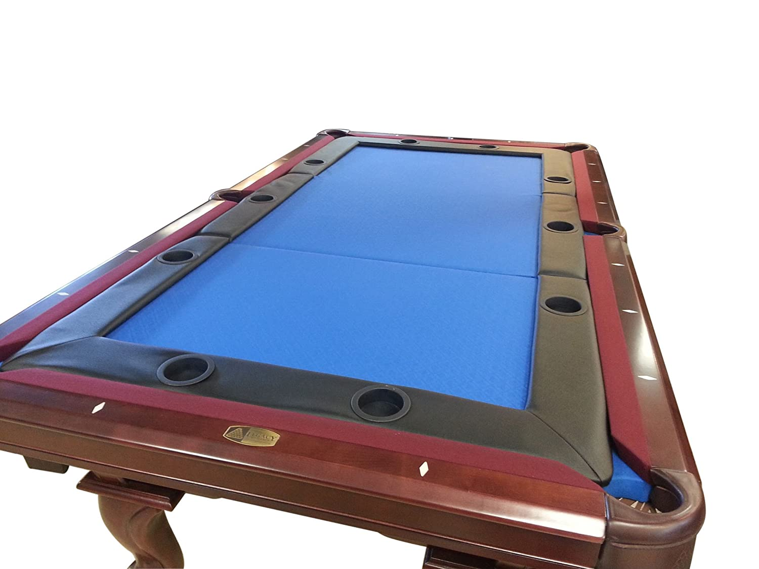 Amazon.com : Poker Table Tops For Pool Table By MRC Poker Fit Standard 8  Feet Pool Tables : Sports U0026 Outdoors