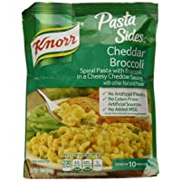 4-Pack Knorr Pasta Side Dish, Cheddar Broccoli, 4.3 Ounce