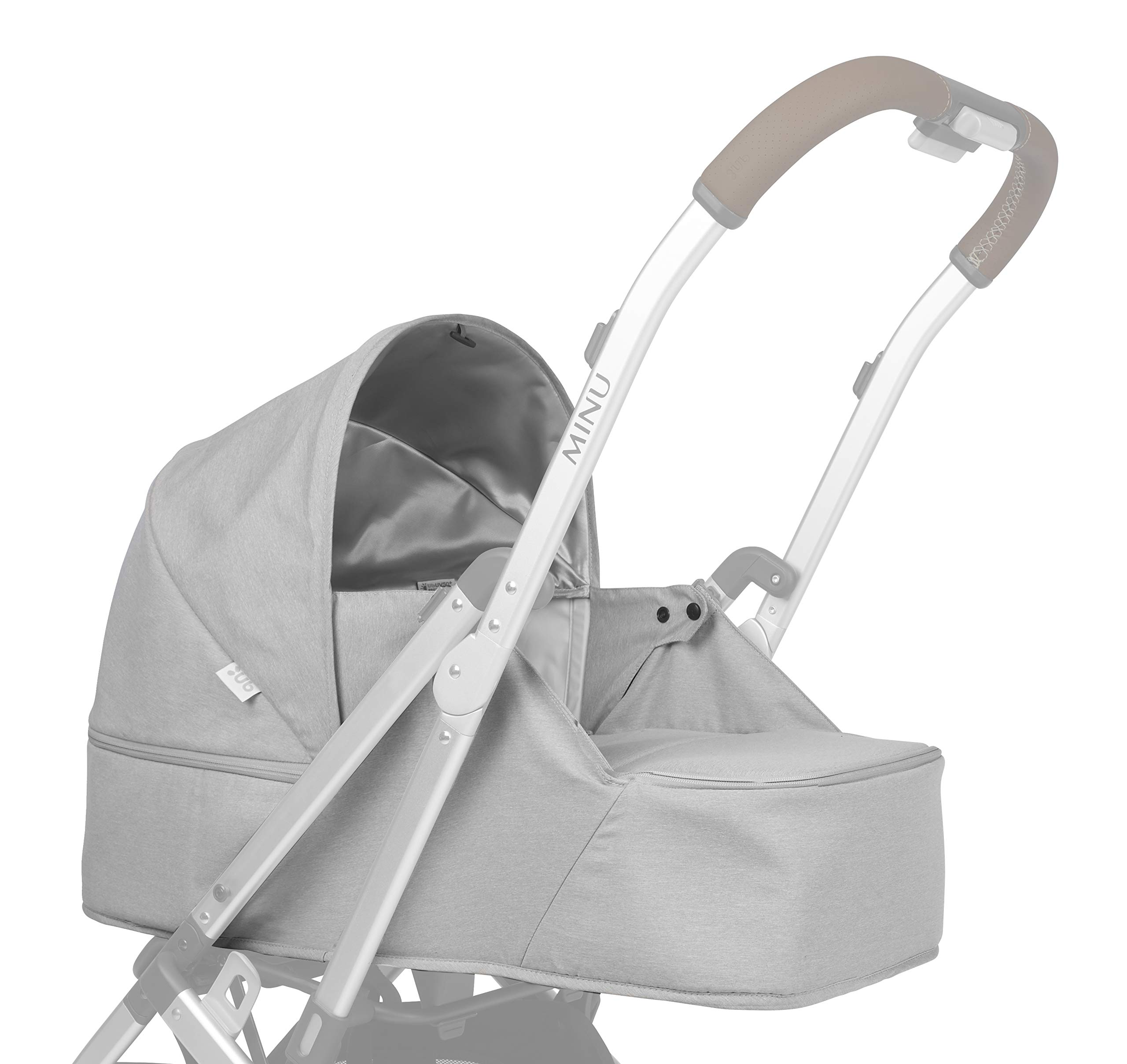 UPPAbaby From Birth Kit - DEVIN (light grey) by UPPAbaby (Image #6)