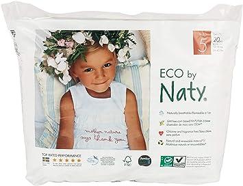 Naty By Nature Babycare Eco Lot De 4 Packs De 20 Culottes D