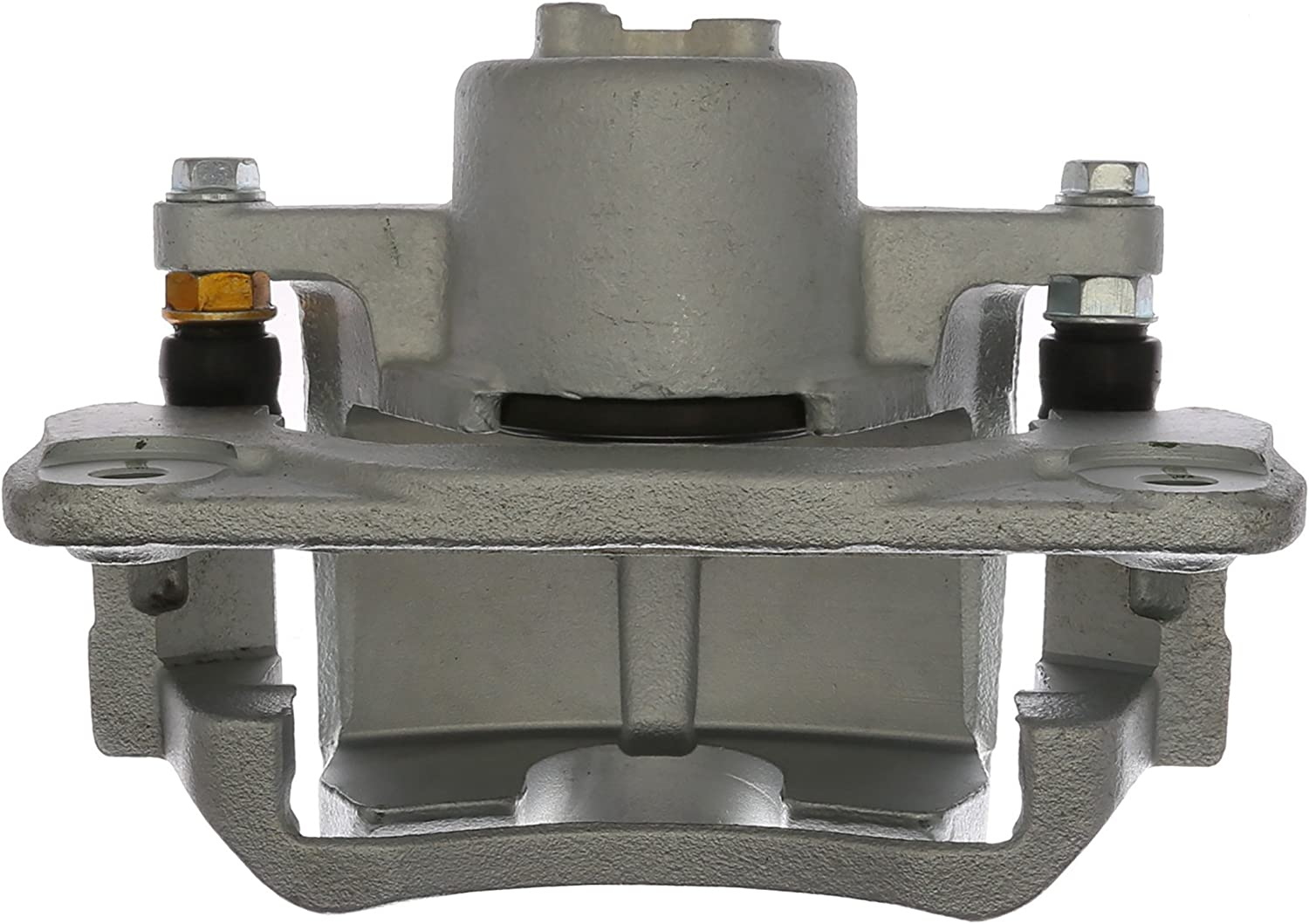 Friction Ready Coated Remanufactured ACDelco 18FR2550C Professional Front Driver Side Disc Brake Caliper Assembly without Pads