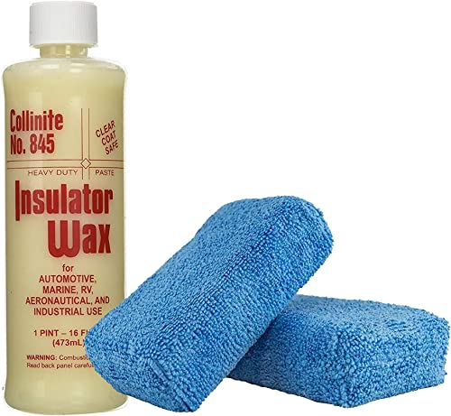 Collinite 845 Insulator Wax, 16. Fluidounces