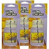 Yankee Candle Lemon Lavender 3 Pk Car Jars
