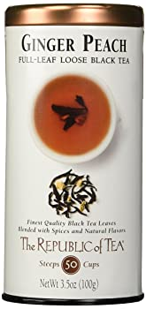 The Republic of Tea Ginger Tea