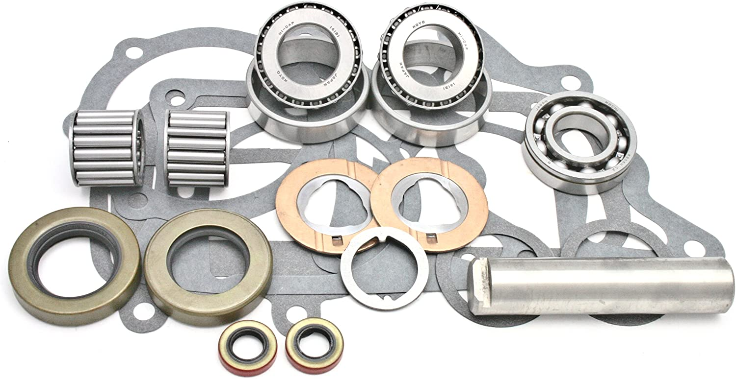 Transparts Warehouse BK119WS Jeep T90 Transmission Rebuild Kit with Rings