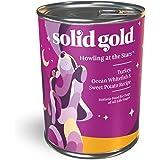 ソリッドゴールド ターキー&フィッシュ缶 374g