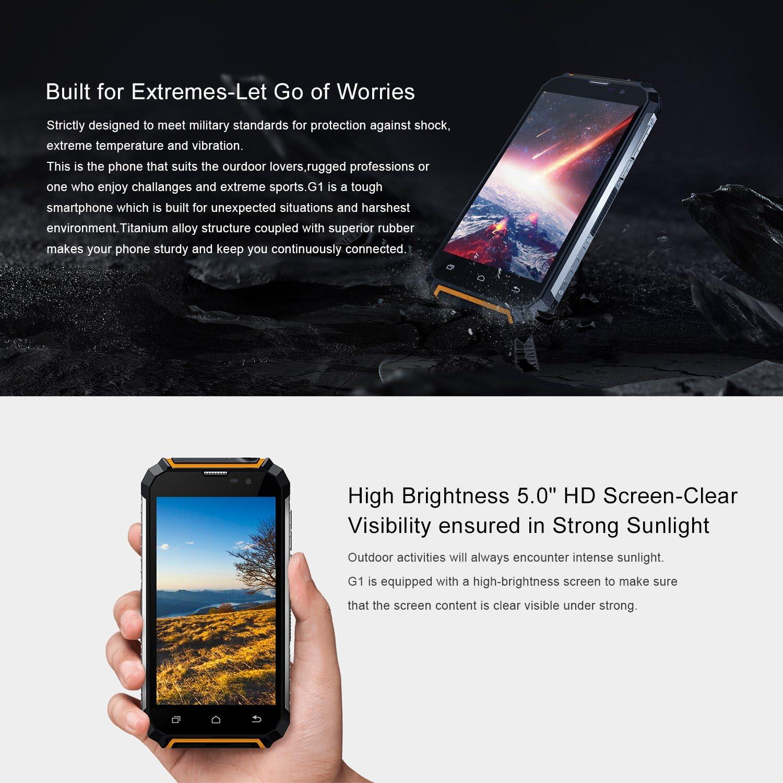 Rugum G1 Rugged Outdoor 3G Smartphone,Waterproof,Shockproof ...