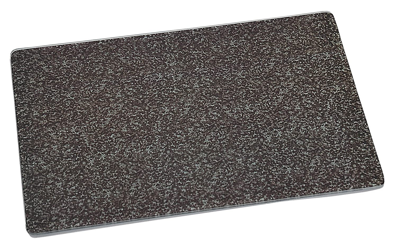 Kesper 33300Bandeja de cristal para mármol, 30x 20x 0,9cm Juypal_333002