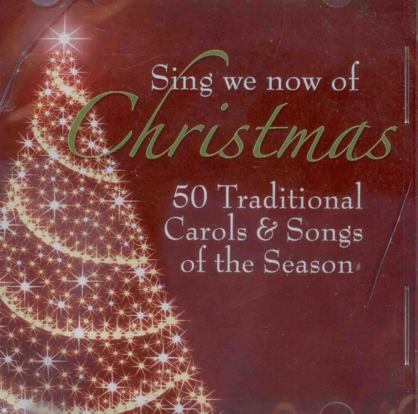Sing We Now Of Christmas.Sing We Now Of Christmas 50 Traditional Carols Songs Of The Season Cbd Exclusive Compilation