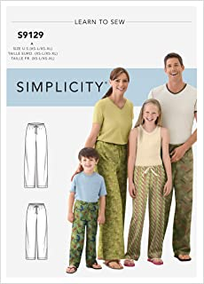 product image for SIMPLICITY CREATIVE CORP Simplicity Pattern L/XS-XL, Various