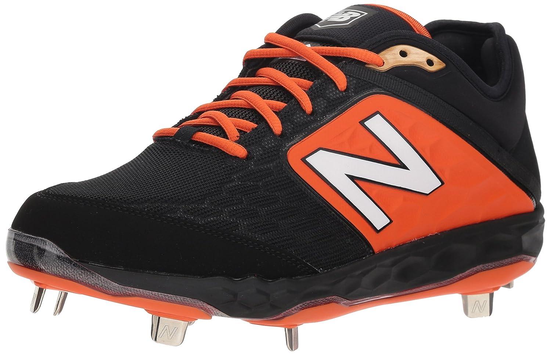 New Balance B075R74VKF 7 2E US|ブラック/オレンジ ブラック/オレンジ 7 2E US
