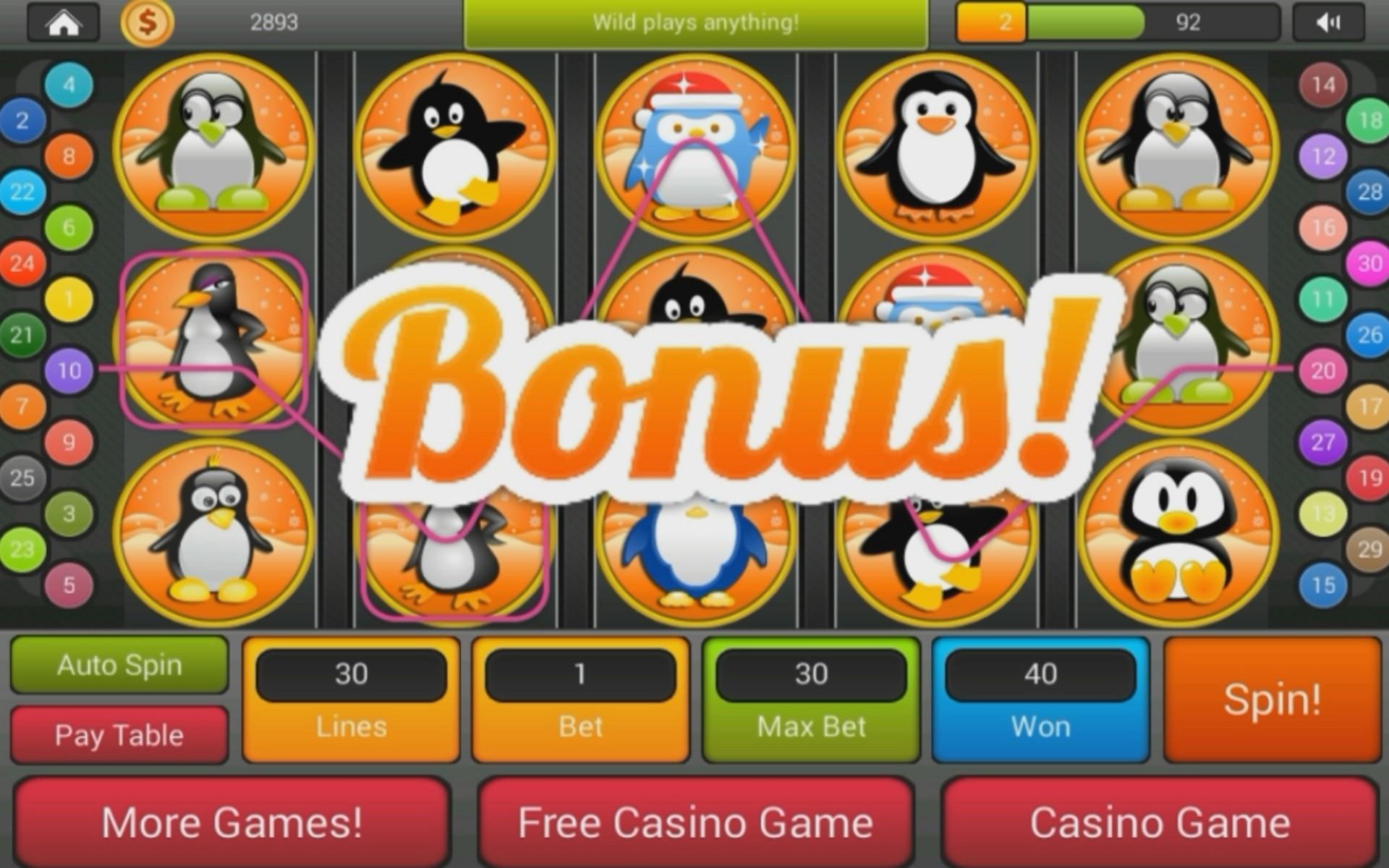 juegos gratis slot machine