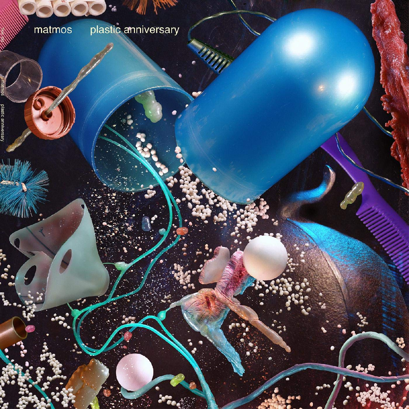Vinilo : Matmos - Plastic Anniversary (LP Vinyl)
