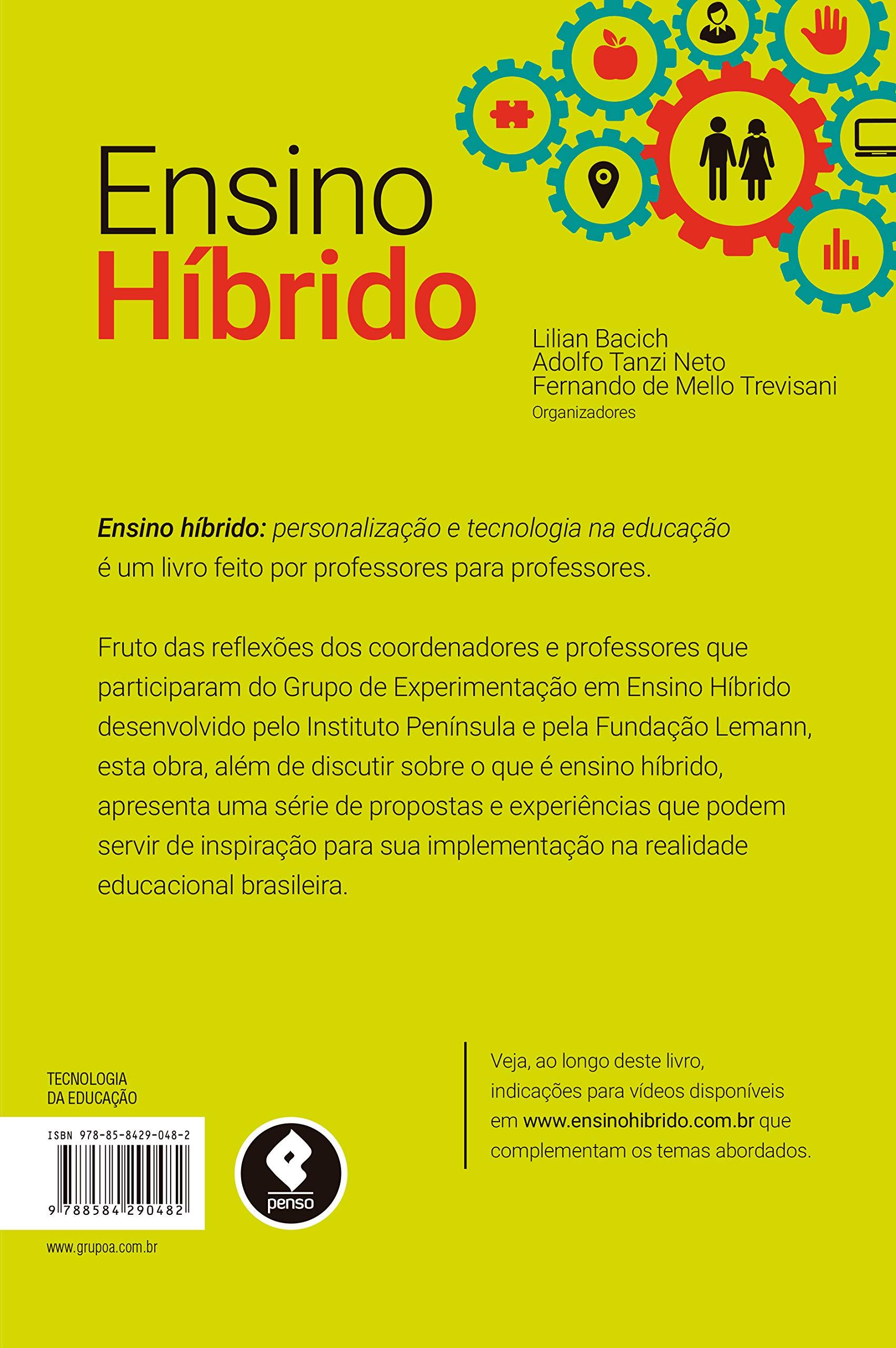 Ensino Híbrido: Personalização e Tecnologia na Educação | Amazon ...