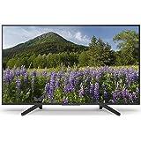 Sony Bravia 108 cm (43 Inches) 4K UHD LED Smart TV KD-43X7002F (Black) (2018 model)