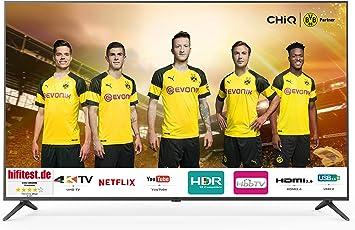 CHiQ Smart TV, WiFi, U58G5500, 58