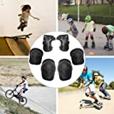 MiNiSports Kids/Youth Knee Pad Elbow Pads Guards