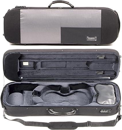 Bam Stylus 5001s Funda para violín (4/4: Amazon.es: Instrumentos musicales