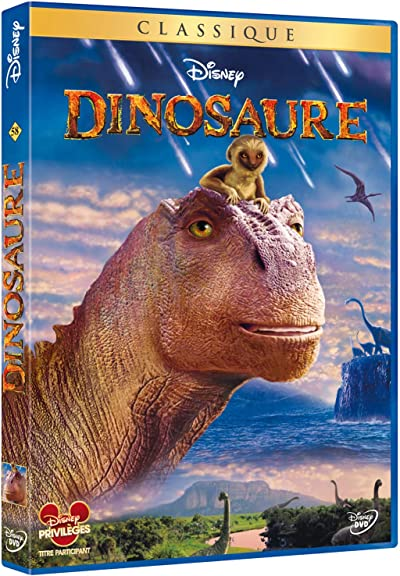 Poster of Dinosaur 2000 Dual Audio 480p Download
