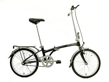 Dahon libre correa de transporte marítimo S1 negro Obsidiana bicicleta plegable