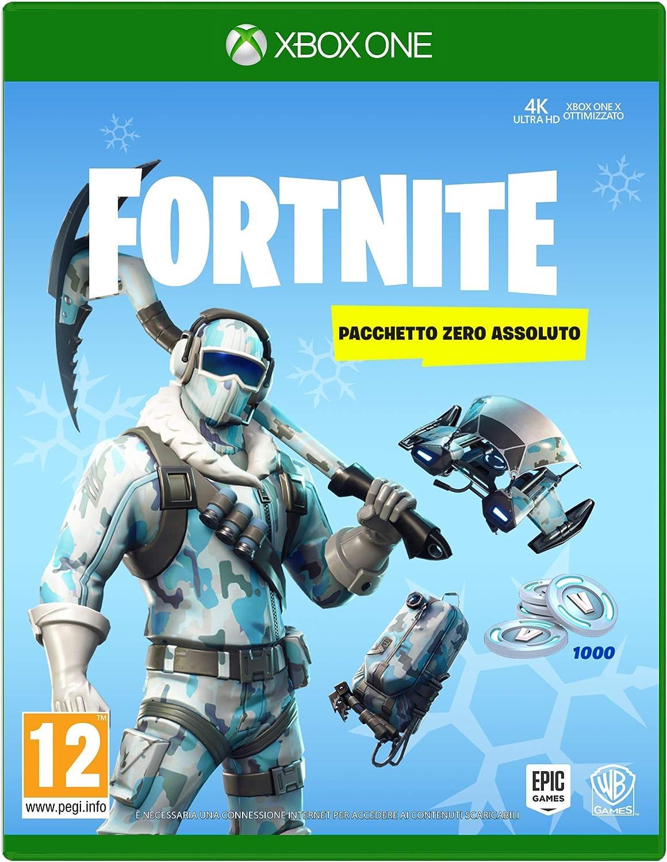 Fortnite Pacchetto Zero Assoluto: Amazon.es: Videojuegos