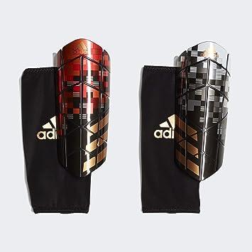 adidas Men Shin Guard X Pro Telstar Football Soccer Sports Shin Pads CW9714  New (M 5c5f7479ceaa