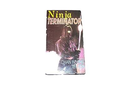 Ninja Terminator [USA] [VHS]: Amazon.es: Cine y Series TV