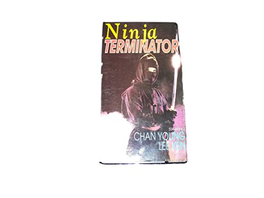 Amazon.com: Ninja Terminator [VHS]: Richard Harrison, Jang ...