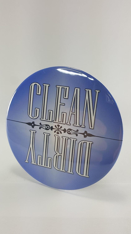 Pocono montaña tesoros, azul limpio/sucio lavavajillas imán ...