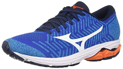 Mizuno Men s Wave Rider 22 Knit Running Shoe