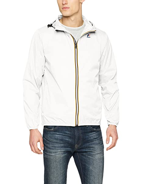 Amazon.com: K-Way Le VRAI Claude 3.0 - Chaqueta impermeable ...