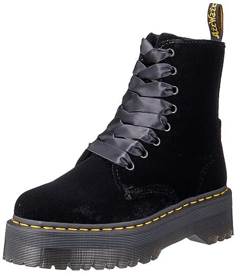 DR. MARTENS NEWTON schwarz Gr. 40 Stiefel Boots 8