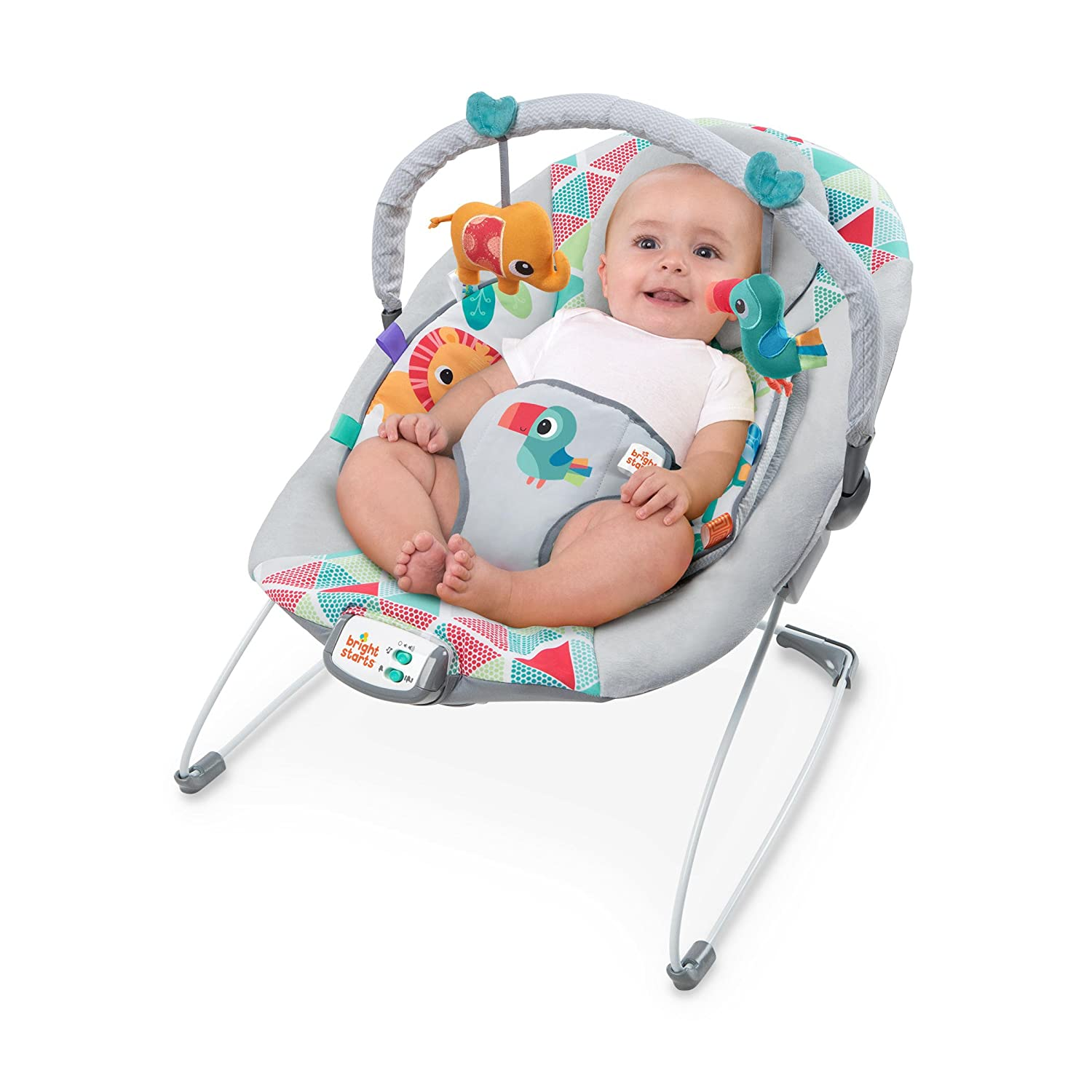 Amazon Bright Starts Toucan Tango Bouncer Baby
