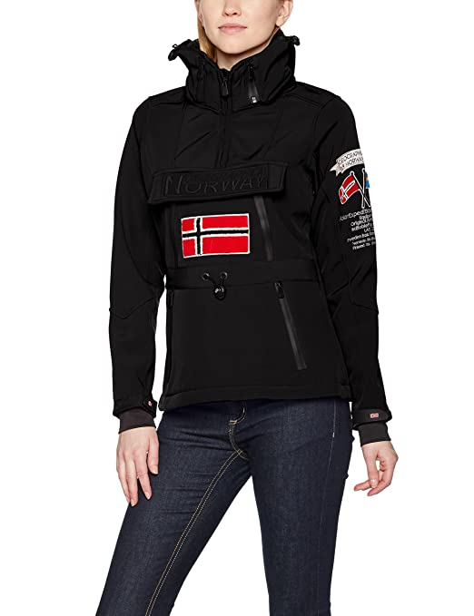 Geographical Norway Chaqueta Deportiva para Mujer