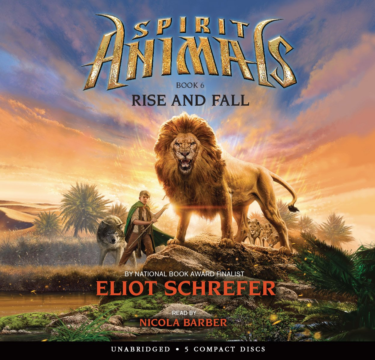 Download Rise and Fall (Spirit Animals, Book 6) PDF