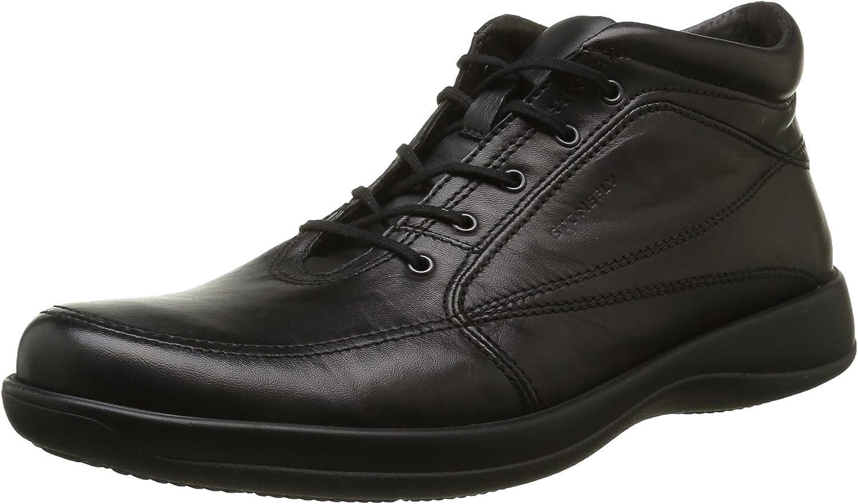Stonefly Season III 8 Nappa, Zapatos de Cordones Derby para Hombre
