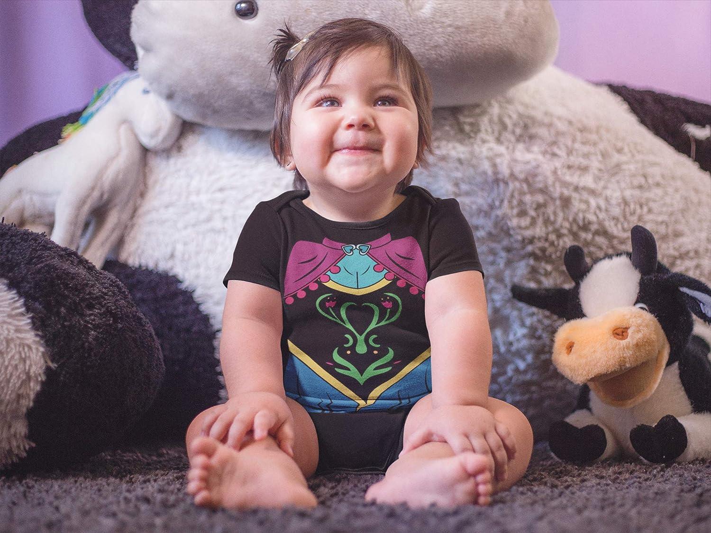 Baby Anna Princess Cosplay Costume Bodysuit