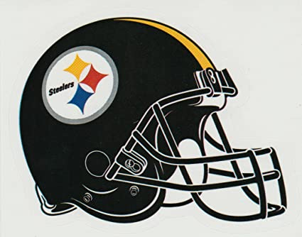 625e199ef96 Amazon.com  a ag 4 Pack Pittsburgh Steelers Die Cut Stickers NFL ...
