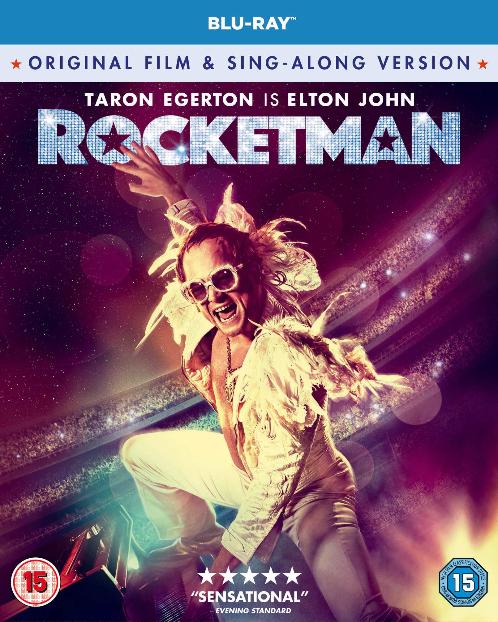 Рокетмен / Rocketman