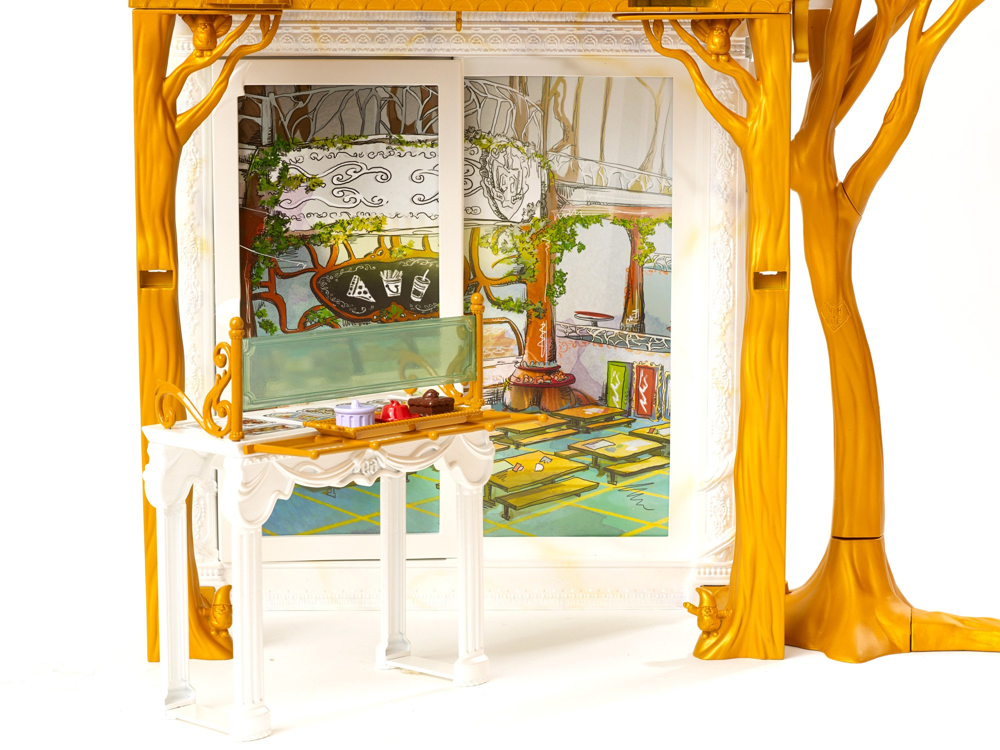 Ever After High 2-in-1 Castle Playset