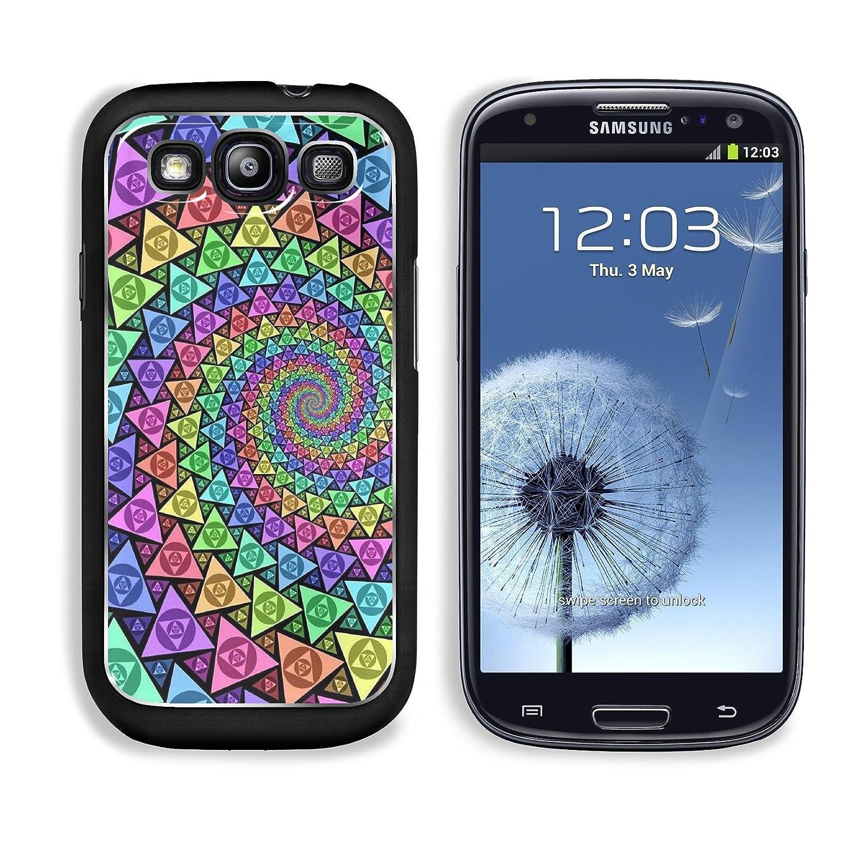 Amazon com: Form Dive Triangles Colorful Illusion Samsung