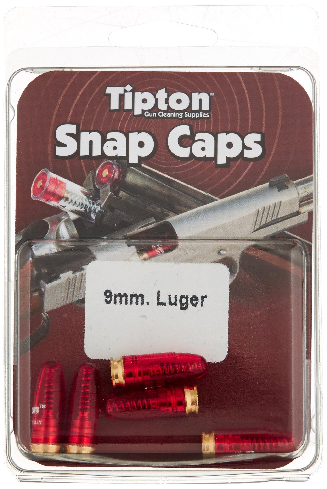 Tipton Snap Cap Pistol 9mm Luger 5 Pack