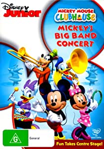 Mickey Mouse Clubhouse: Big Band Concert (DVD)