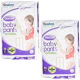 Himalaya Total Care Baby Diaper Pants (Extra Large_54 Count_White) -Pack of 2