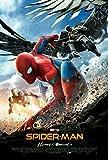 映画ポスター スパイダーマン ホームカミング マーベル 片面印刷 US版 hi6 [並行輸入品]