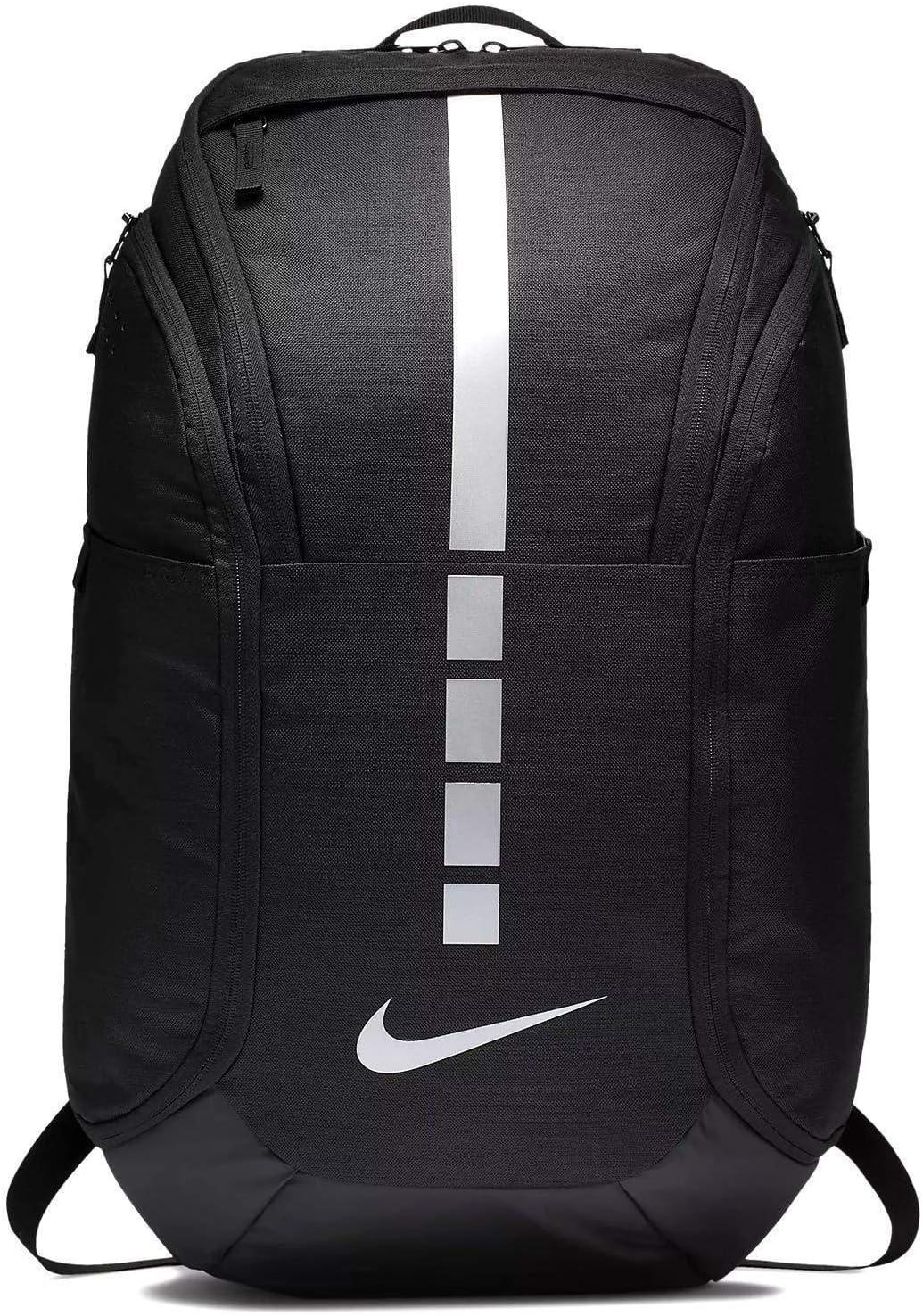 Nike Hoops Elite Hoops Pro Basketball Backpack Black Metallic Cool Grey
